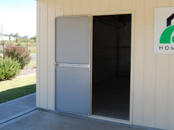 Access Door And Window
